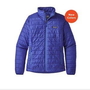 Kids Patagonia nano puff jacket